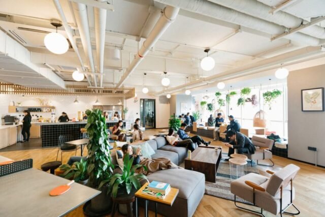 Benefits and Facilities of Co-Working Office Space